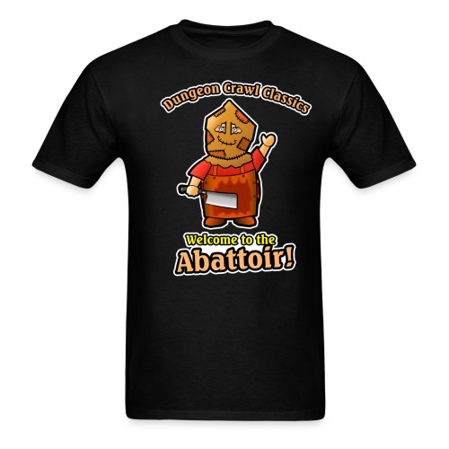 Welcome to the abattoir - Men's T-Shirt