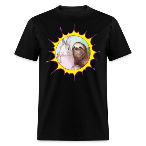 SHIRTyellowfix png - Men's T-Shirt