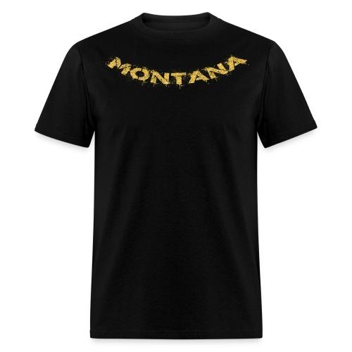Montana Gold - Men's T-Shirt
