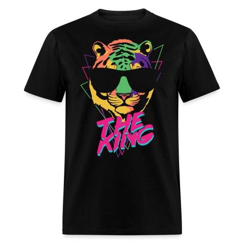King Tiger - Men's T-Shirt