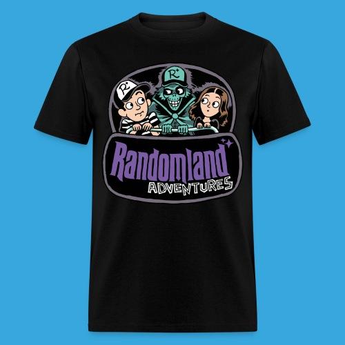 Spooky Buggy Parody - Men's T-Shirt