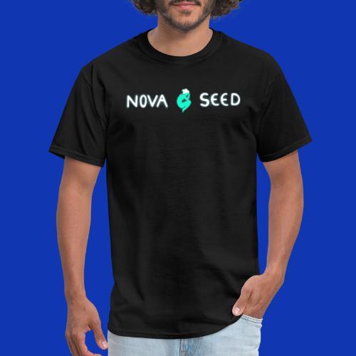 Nova Seed title - Men's T-Shirt