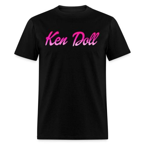 ken doll pink - Men's T-Shirt