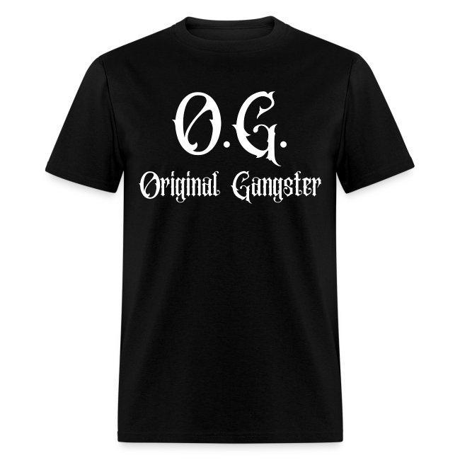 O G Original Gangster