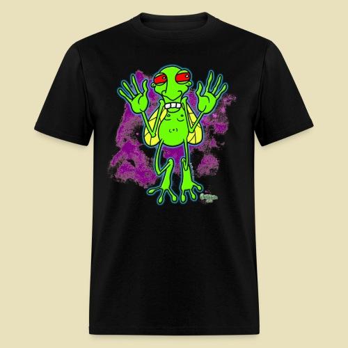 Ongher's UFO Bugg'd - Men's T-Shirt