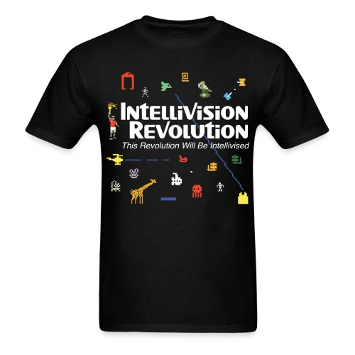 Intellivision Revolution 2015 - Men's T-Shirt