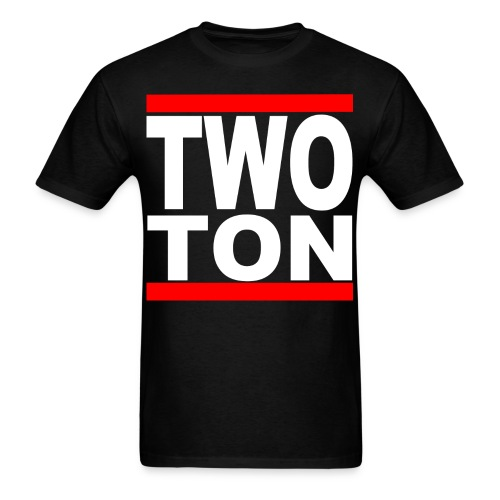 2tondmc - Men's T-Shirt