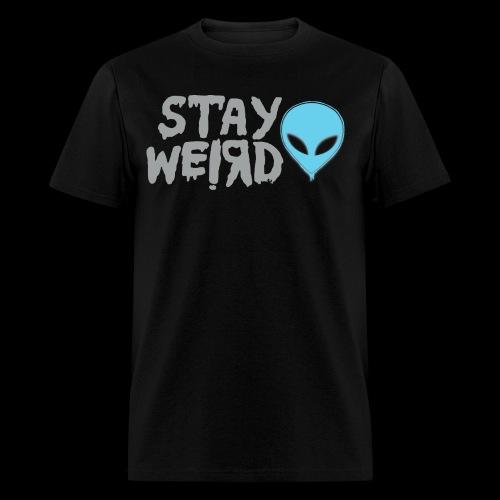 Stay Weird! Alien - Men's T-Shirt
