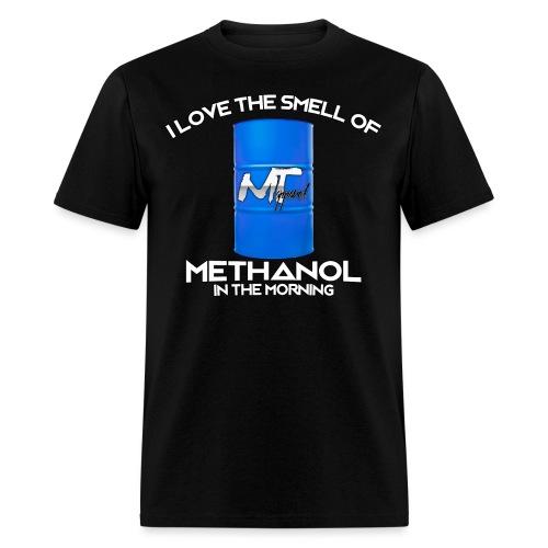 smell of methanol - Men's T-Shirt