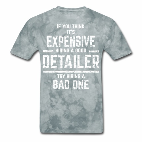 AUTO DETAILER SHIRT | CAR DETAILING - Men's T-Shirt