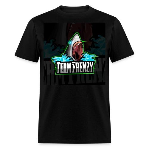 Team Frenzy Logo - Men's T-Shirt