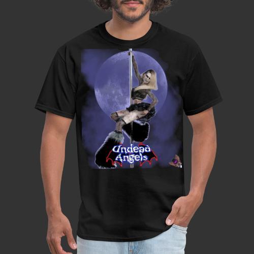 Undead Angels: Undead Dancer Onyx Full Moon - Men's T-Shirt