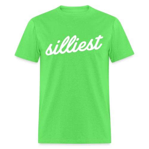 silliest2 png - Men's T-Shirt