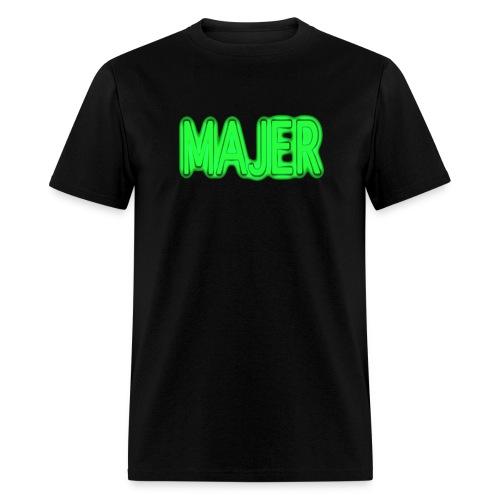 majerhulklogo png - Men's T-Shirt