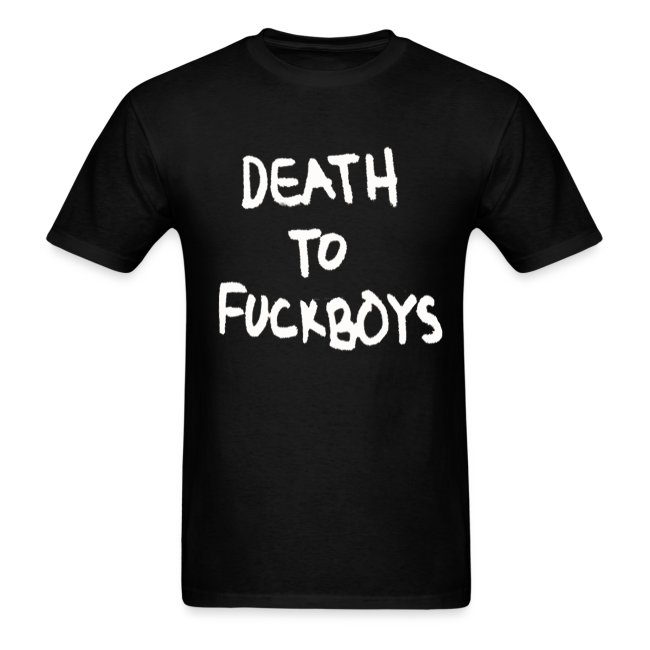 death to fuckboys png