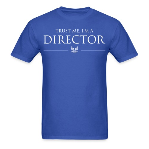 Trust Me Im A Director png - Men's T-Shirt
