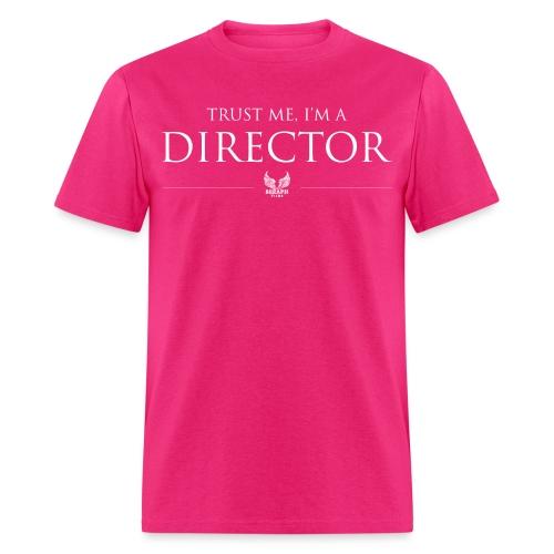 Trust Me Im A Director png - Men's T-Shirt