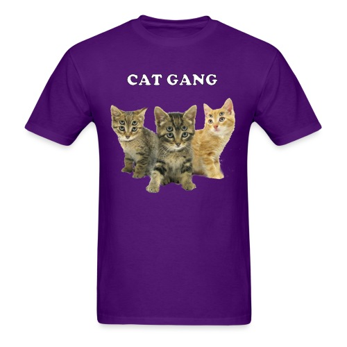 cgang png - Men's T-Shirt