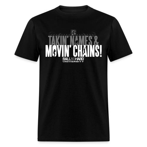 BSHU Takin Names - Men's T-Shirt