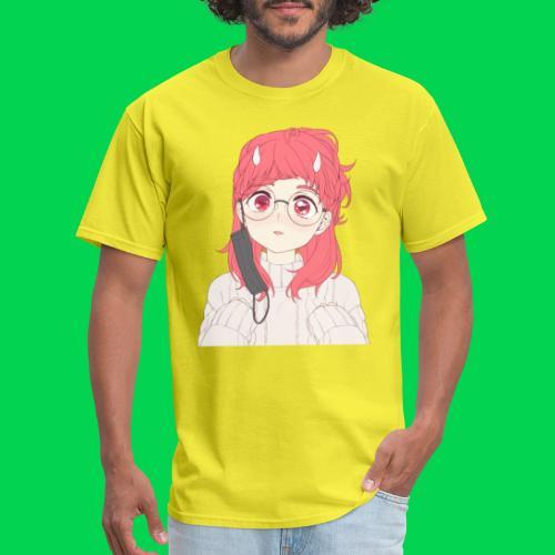 Mei is cute - Men's T-Shirt