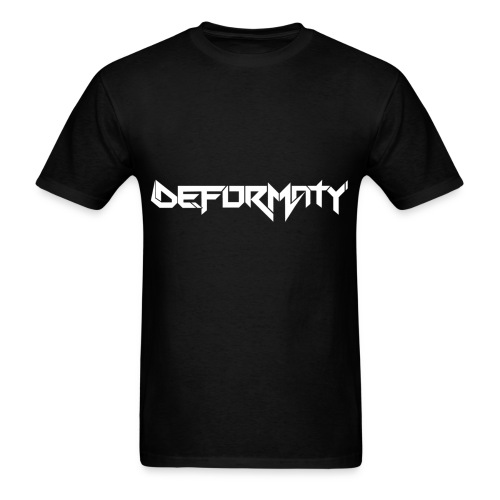 Deformaty Logo - Men's T-Shirt