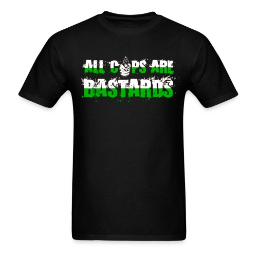 acab 5465464 - Men's T-Shirt