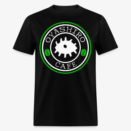 cafe gif - Men's T-Shirt