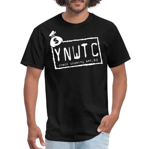 YNWTC LOGO - Men's T-Shirt