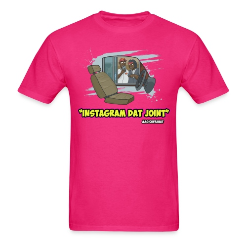 InstagramDatJoint png - Men's T-Shirt