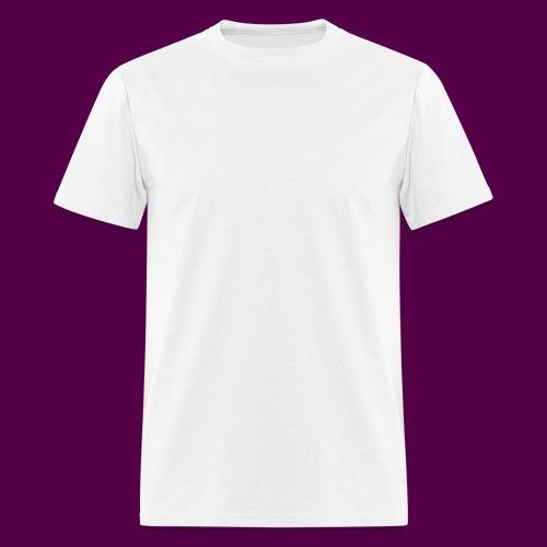 small_big_tshirt_front - Men's T-Shirt