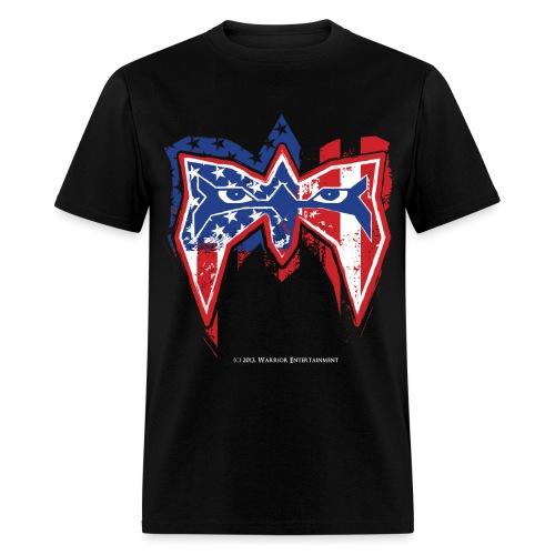 Warrior USA - Men's T-Shirt