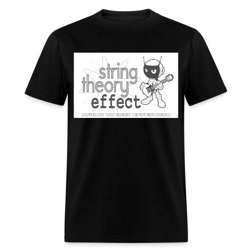 STE-logo com - Men's T-Shirt
