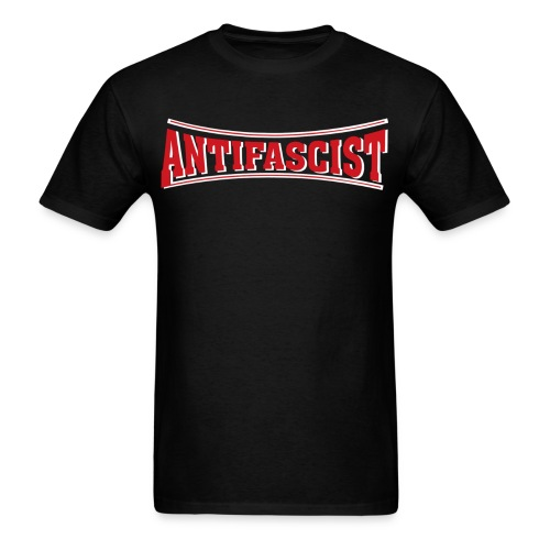 antifascist lonsdale 1 - Men's T-Shirt
