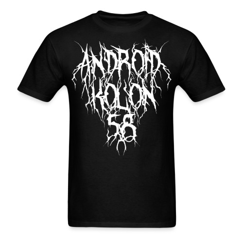 AK58 Black Metal - Men's T-Shirt