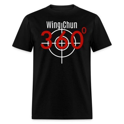 Wing Chun 360 shirt png - Men's T-Shirt