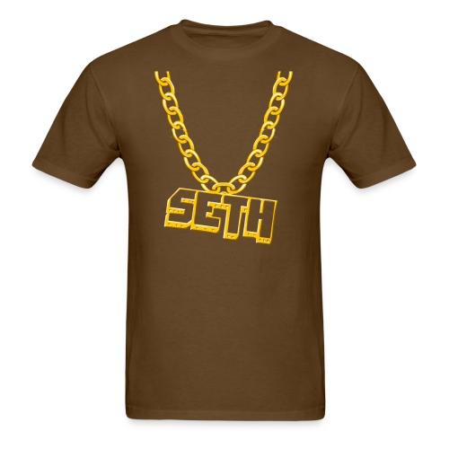 Seth BLING Shirt png - Men's T-Shirt