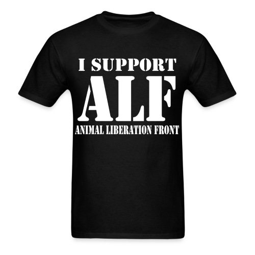 support alf - Men's T-Shirt