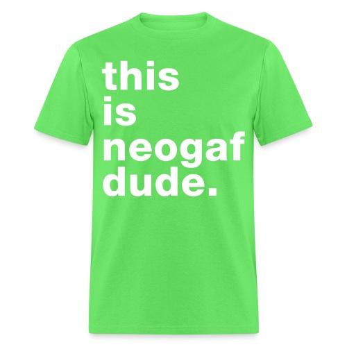 alr1ghtstart04alt - Men's T-Shirt