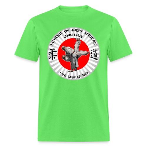 School of Hards Knocks - Men's T-Shirt