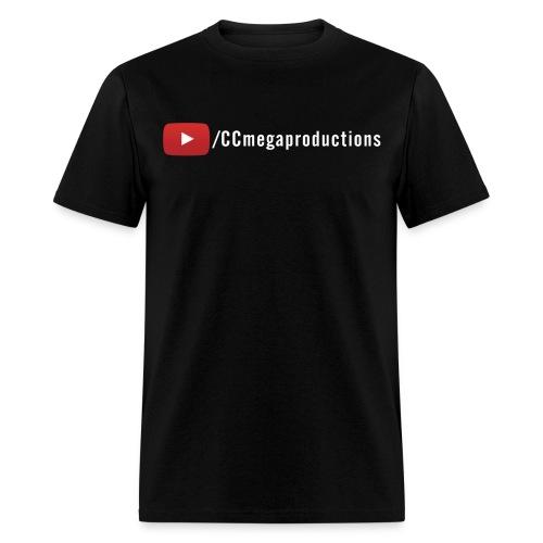 CCmegaproductions 00000 00000 png - Men's T-Shirt