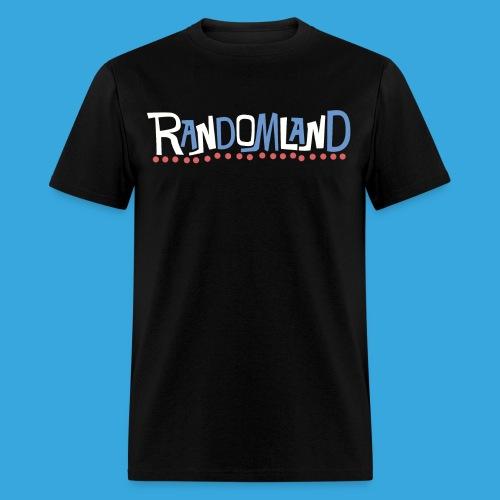 Randomland Groovy - Men's T-Shirt