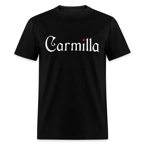 Carmilla Logo - Men's T-Shirt