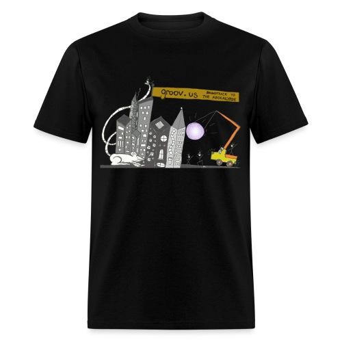 groovus - Men's T-Shirt