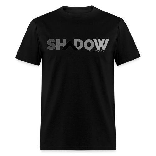 Shadow DBC Chevron A - Men's T-Shirt