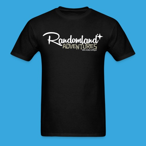 Randomland Adventures - Men's T-Shirt