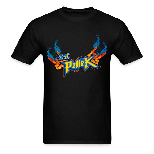 PelleK_Test_Logo - Men's T-Shirt