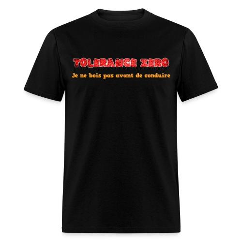 Zero alcool - Men's T-Shirt