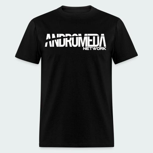 Andromeda White Large - Men's T-Shirt