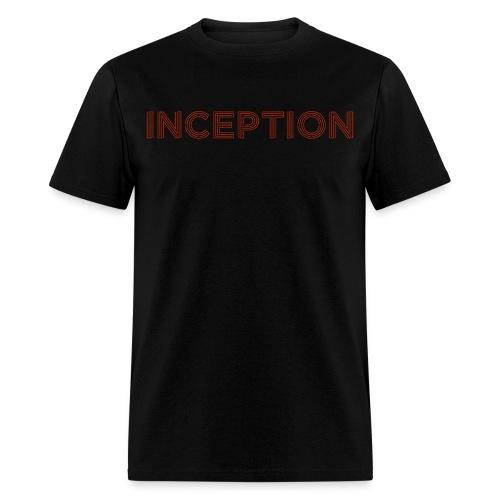 INCEPTION logo - Men's T-Shirt