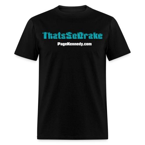 sodrake blue - Men's T-Shirt
